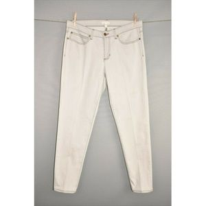 EILEEN FISHER Tapered Leg Ankle Jean